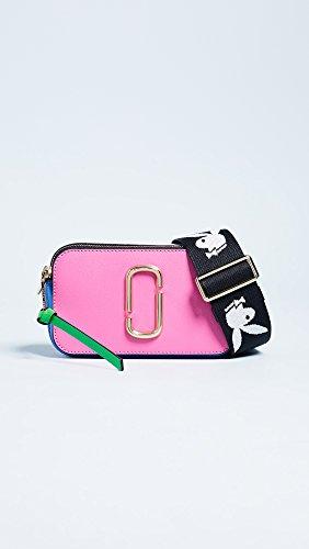 Pink Marc Marc Jacobs Jacobs Snapshot Vivid rPvxPaqXw
