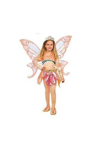 Costume carnevale winx stella bambina