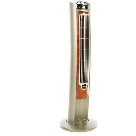 Lasko 42'' Wind Curve Fresh Air Ionizer Fan With Remote Control, and oscillator by Lasko