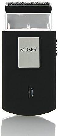 Moser Mobile Shaver Reiserasierer 3615: Amazon.es: Salud y cuidado ...