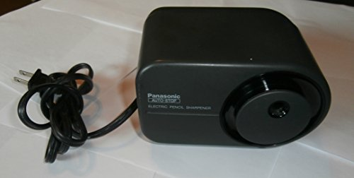 Panasonic KP 350 Electric Sharpener Black