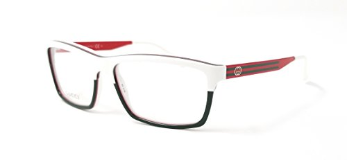 Gucci GG3517 Eyeglasses-0WXF White Red Green-53mm