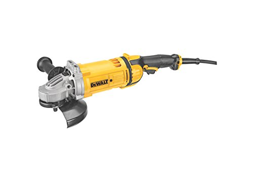 DEWALT DWE4557 7-Inch 8,500 Rpm 4.7 HP Angle Grinder