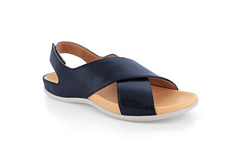 Orthotic Strive Venice Footwear Sandal Stylish Navy UAAHnr