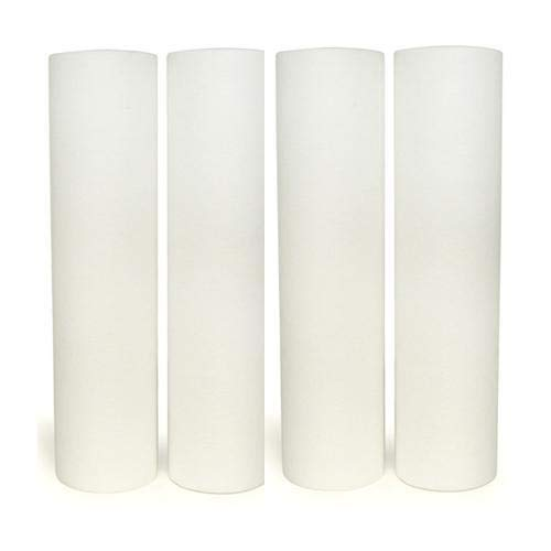 (Watts /FLOW-PRO 5M-4PK 5-Micron Sediment Water Filter Cartridge, 4-Pack)