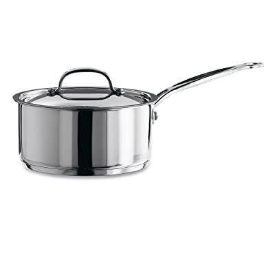 Cuisinart Covered 1Qt Saucepan