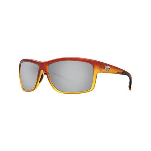 580p Polarized Fade Silver Costa Bay Sunglasses Mag Mirror Matte Sunset qUn7A4