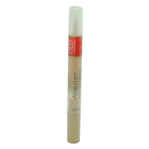 L'Oreal Visible Lift Under Eye Line-Minimizing & Tone-Enhancing Concealer, Fair/Light 191 .05 fl oz