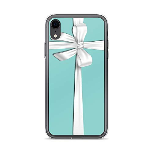 iPhone XR Case Clear Anti-Scratch Tiffany's Boxes, Tiffanys