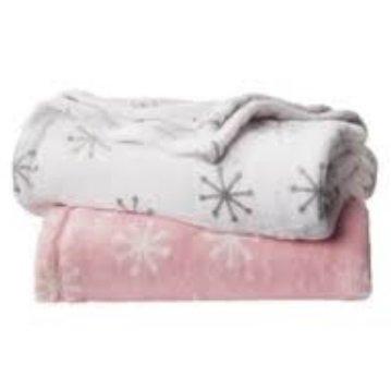 Circo Winter Snowflake Throw Blanket (50