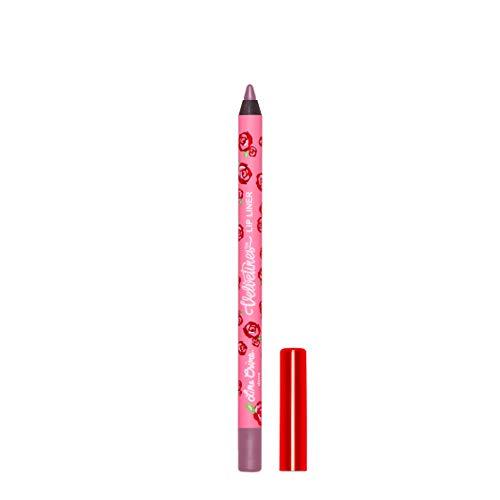 Lime Crime Velvetines Lip Liner (Dove). Long Lasting Smoky Lavender Matte Lip Lining Pencil (0.042oz / 1.20 g)