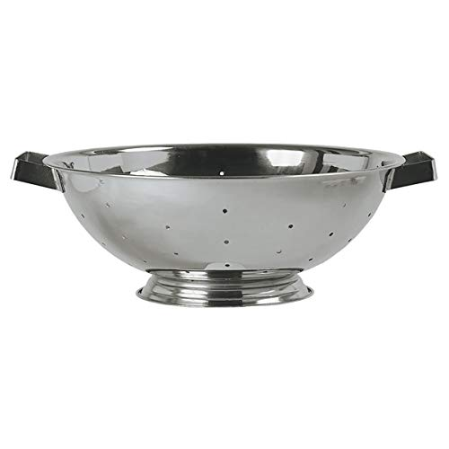 Update International (COL-140) 13 Qt Stainless Steel - Steel Stainless Colanders Qt 13