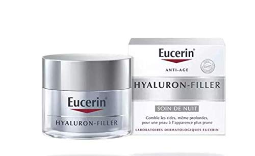 (Eucerin Anti-Ageing Hyaluron Filler Night Cream 50Ml)
