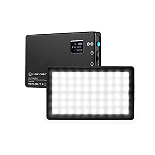 Lume Cube Panel Mini - Bicolor Continuous Video Light for on and Off Camera Video