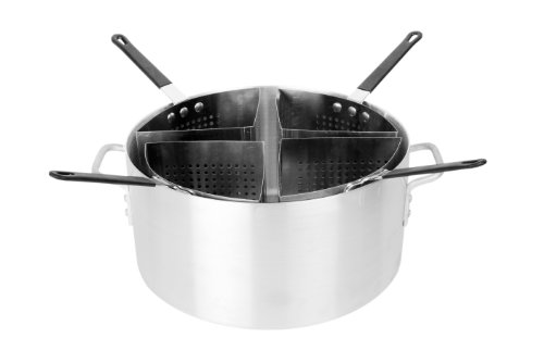 Thunder Group 5 Piece Set Aluminum Pasta Cookers by Thunder Group (Image #1)