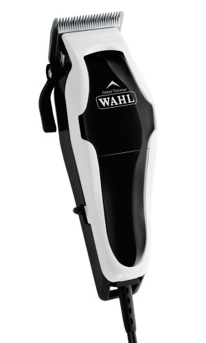 (Wahl Clip N Trim ll Mains Hair Clipper with Integrated Trimmer Blade 79900)