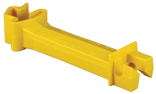 - Red Snap'r Yellow T Post Extender Insulator IT5XYRS
