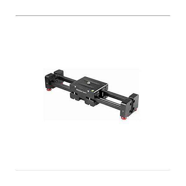 "RetinaPix PROAIM Spark 13"" Extendable Camera Slide Portable Size with Double Camera Travel on Tripod"