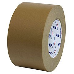 Intertape 530 Utility-Grade Flatback Packaging Tape: 2 in. x 60 yds. (Brown) (Packing Paper Tape)