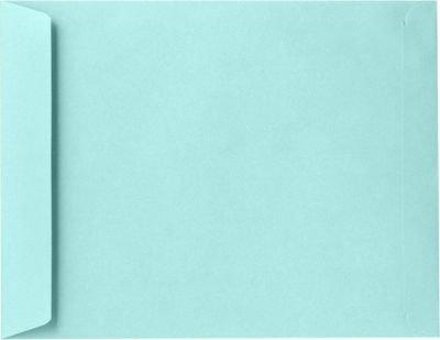 6 x 9 Open End Envelopes - Seafoam Blue (500 Qty.)