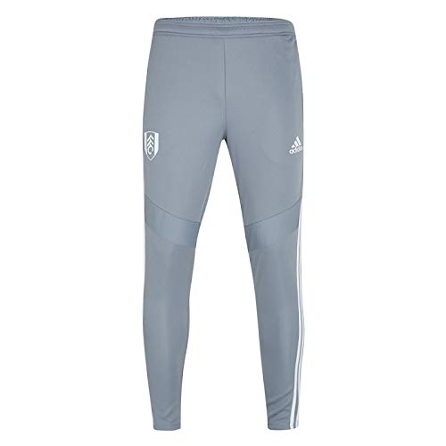 Grey White Large FULHAM FOOTBALL CLUB TW19 Womens Grey Training Pant DT5985