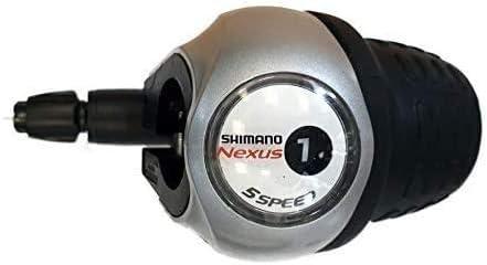 5-Gang Schwarz Rechts Schelle SHIMANO Drehgriffschalter NEXUS 5-Gang SL-5S30