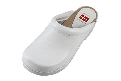 Euro-Dan, Zoccoli donna Bianco bianco