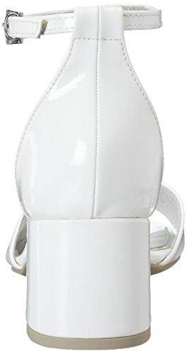 Zeppa Sandali Donna white 100 Marco Bianco Con Tozzi 28316 UqzwnnFIR