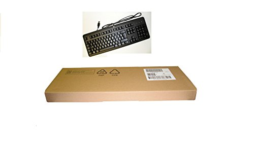 Hp Usb Standard Keyboard - HP black keyboard KU-1156 PN 672647-003