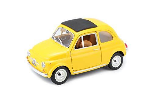(Bburago 1965 Fiat Diecast Model Car (1:24 Scale),)
