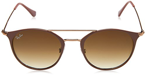 Ray-Ban Sonnenbrille (RB 3546) COPPER TOP ON BEIGE