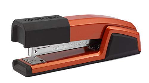 Bostitch Epic All Metal 3 in 1 Stapler with Integrated Remover & Staple Storage, Orange (B777-ORG) ()