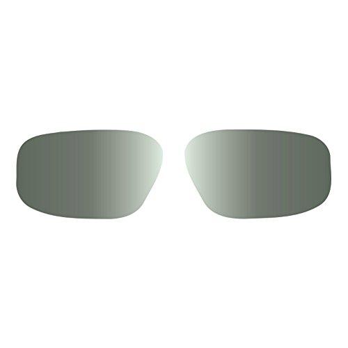 Custom Replacement Lenses to fit Von Zipper Papa G Sunglasses - Choose Color (G15 (Green) - Sunglasses Papa G