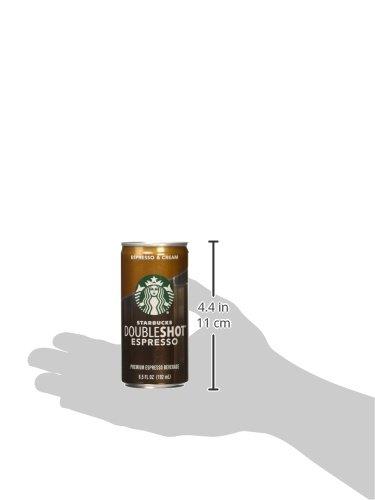 Starbucks Doubleshot, Espresso + Cream, 6.5 Ounce, 12 Pack by Starbucks (Image #7)