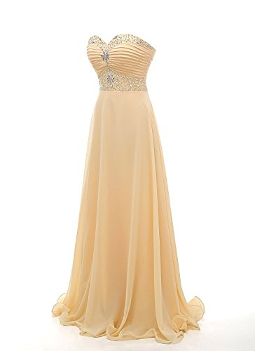 Butterfly Dresses Champagne Long Butterfly Paradise Paradise Bridesmaid S7xU5p