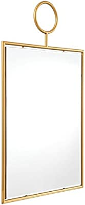 ZUO-Furnitures Mirror Wall Decor for Bedroom Living Room Wall Decor Mirror Modern Square