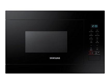 Samsung Horno a microondas empotrable mg22 m8054ak Acabado Black DE 36.2 cm