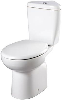 Pack WC de mesa de ángulo moderno: Amazon.es: Hogar