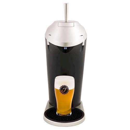 Fizzics Original. Portable Beer System with Fizzics Micro-foam Technology for a Bottle to Draft Experience (for 64 oz. growlers, cans and ()