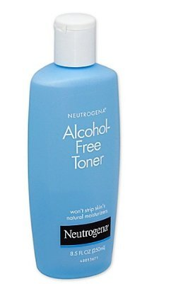 Alcohol Free Oil Free Toner - 4