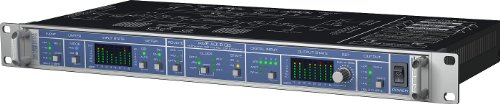 (RME | High-End Remote Contrllable AES-EBU/ADAT/MADI AD/DA Converter, ADI-8 QS with Analog and Digital Limiter for AD-Conversion : 8-Channel 24-Bit/192kHz)
