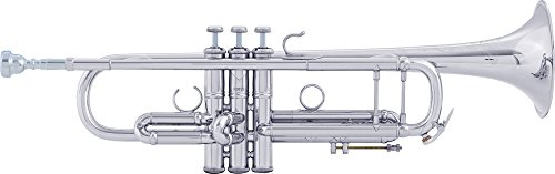 Bach AB190 Stradivarius Artisan Series Bb Trumpet AB190S Silver