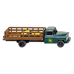 WIKING 1/87 US truck loading platform with grid
