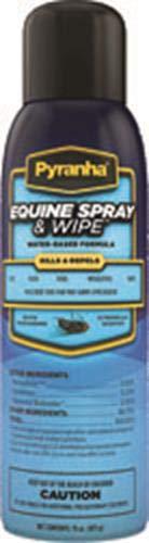 (Pyranha 001EQSR15 068262 Equine Spray Bov Continuous Spray, 15 oz)
