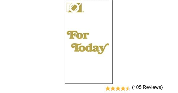 For Today - Kindle edition by Overeaters Anonymous. Health ...