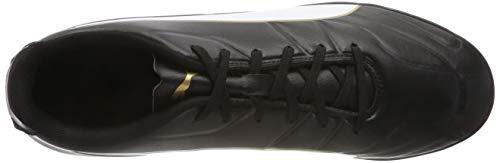 II gold Puma TT Black C 01 puma White Chaussures de Classico Noir Homme Football Puma 1Epqawp
