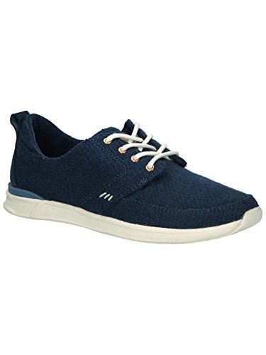 Reef Rover Low TX, Zapatillas Para Mujer azul y blanco