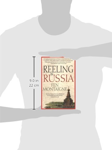 Reeling In Russia Amazon Fen Montaigne 9780312208097 Books