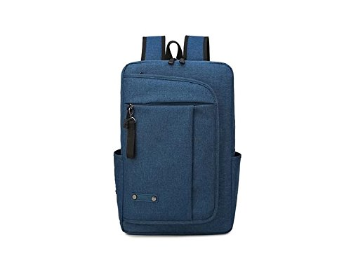 Wesource Outdoor Bags 15.6 Inch Anti-Theft Laptop Computer Backpack for Student Business Man Women-Deep Blue Good Protecter by Wesource