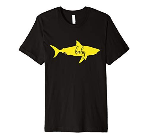 (Youth Baby Shark T Shirt Short Sleeve Top)